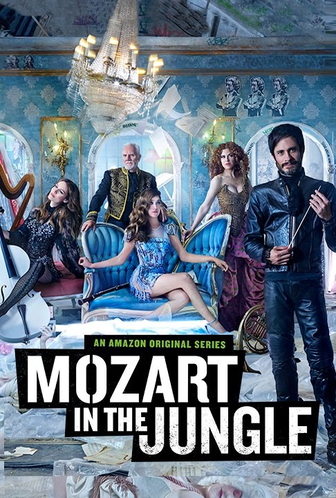 Watch Movie Mozart in the Jungle - Season 1