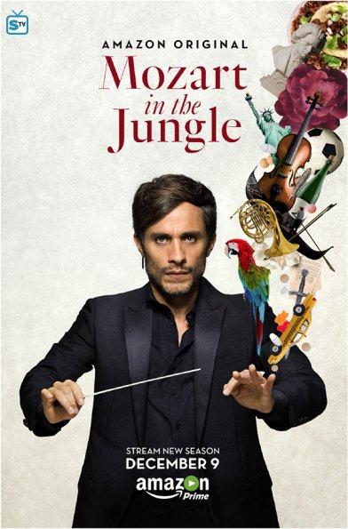 Watch Movie Mozart in the Jungle - Season 3