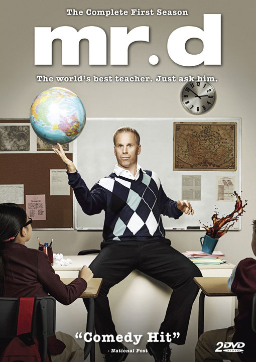 Watch Movie Mr D - Season 03