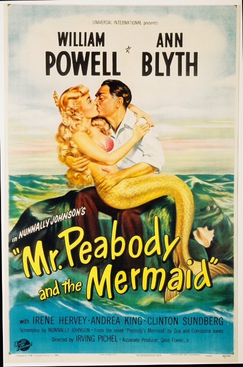 Watch Movie Mr. Peabody and the Mermaid