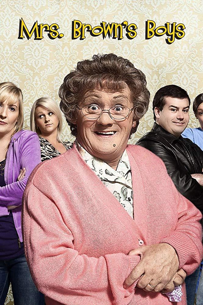 Watch Movie Mrs Brown's Boys - Season 4