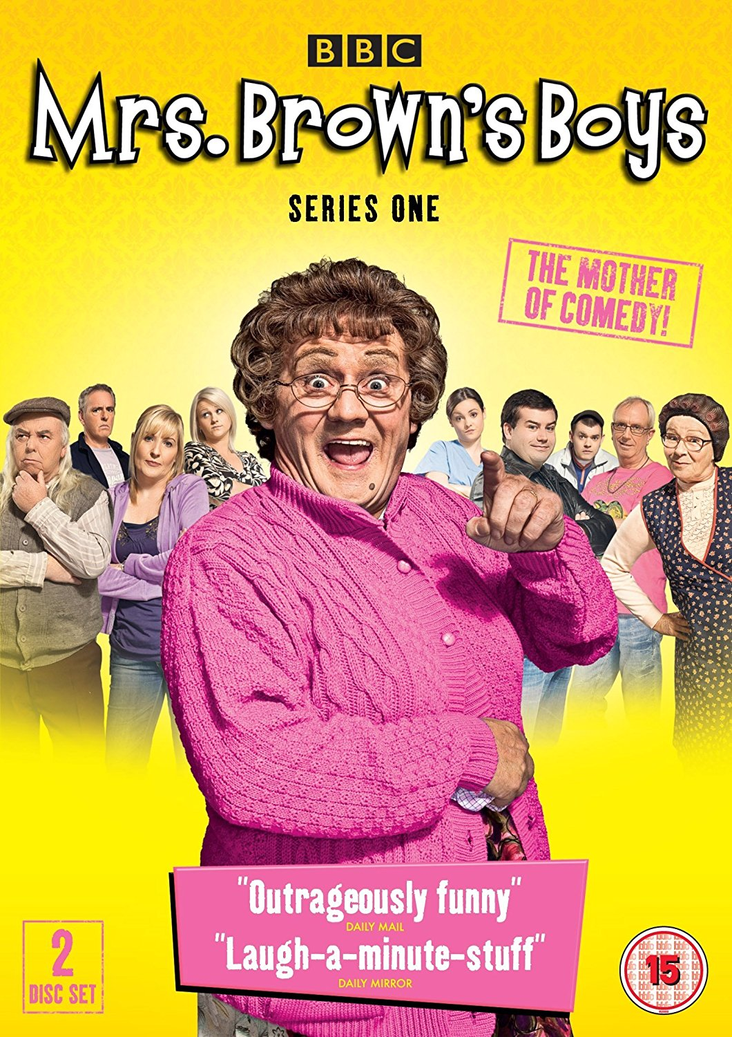 Watch Movie Mrs. Brown's Boys: The Original Series