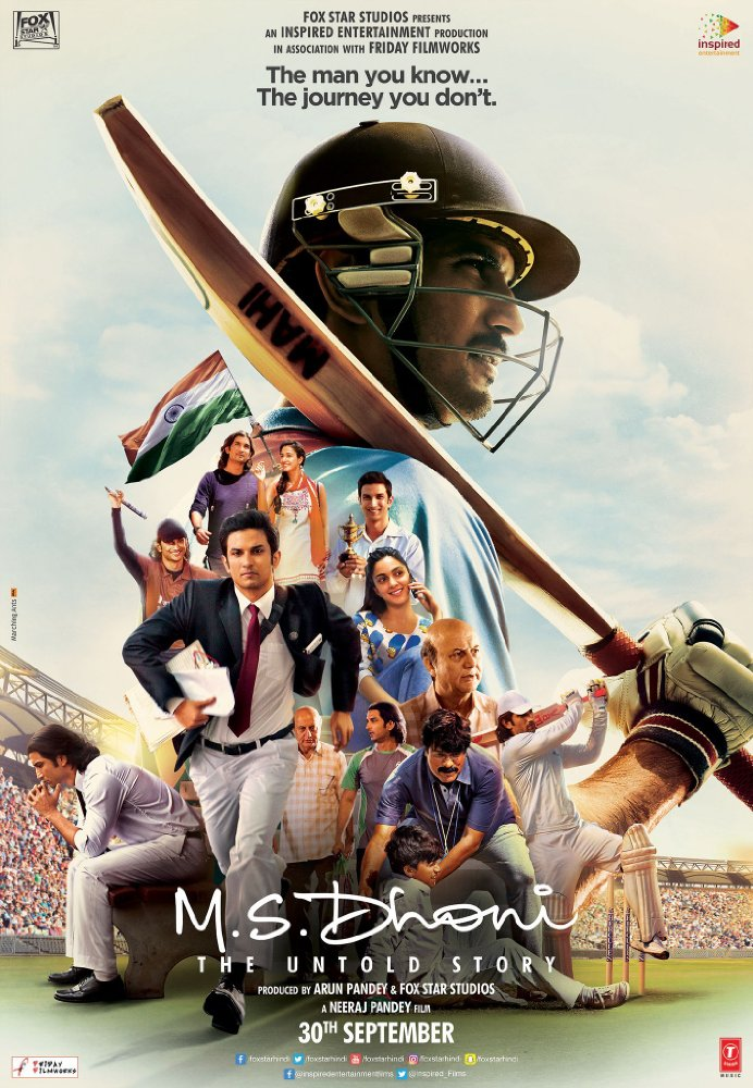 Watch Movie M.S. Dhoni: The Untold Story