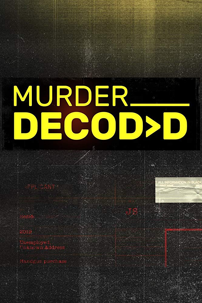 Watch Movie Murder Decoded - Season 1