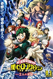 Watch Movie My Hero Academia: Two Heroes