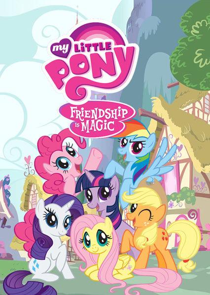 Watch Movie My Little Pony: Friendship Is Magic - Season 8