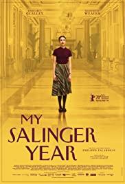 Watch Movie My Salinger Year