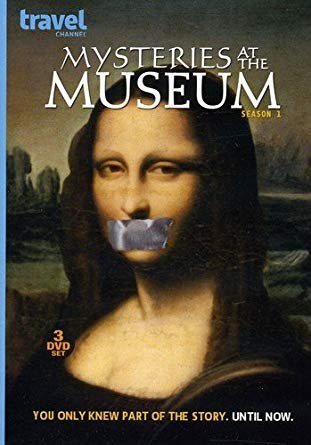 Watch Movie Mysteries at the Museum - Season 4