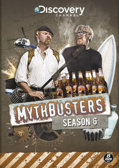 Watch Movie MythBusters - Season 6