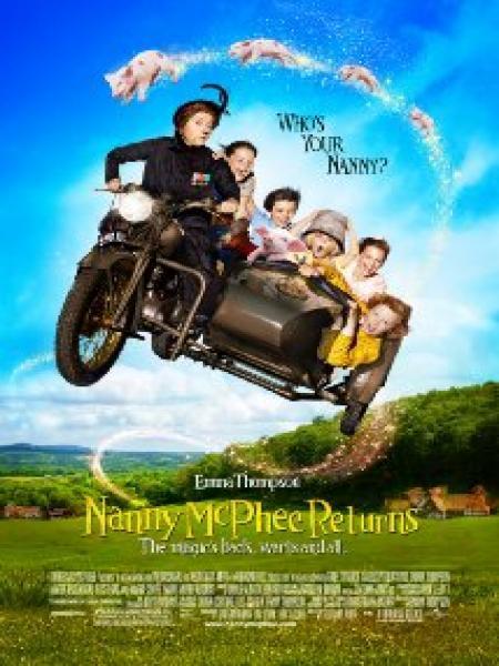 Watch Movie Nanny Mcphee Returns