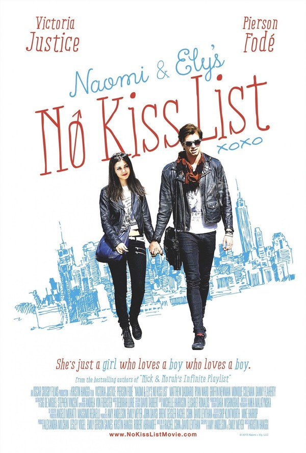Watch Movie Naomi and Elys No Kiss List