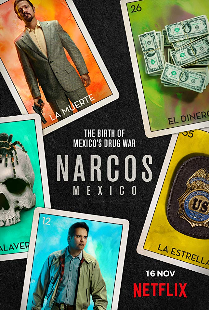 Watch Movie Narcos: Mexico - Season 1