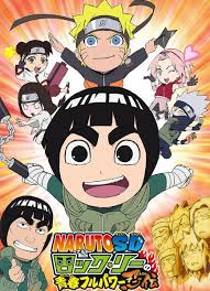 Watch Movie Naruto SD: Rock Lee no Seishun Full-Power Ninden
