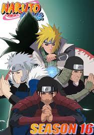 Watch Movie Naruto Shippuden - Season 16