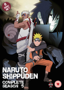 Watch Movie Naruto Shippuden - Season 5
