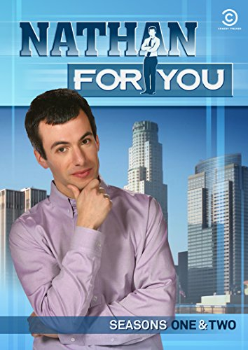 Watch Movie Nathan For You - Season 1