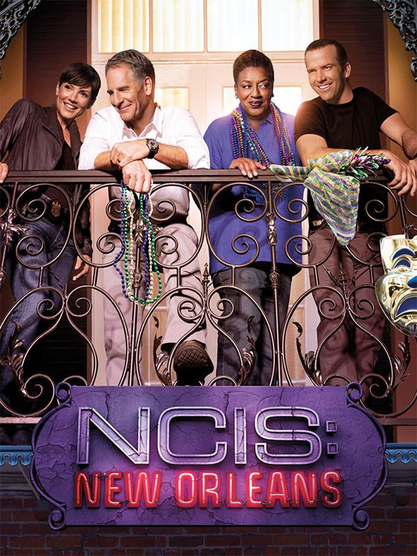 Watch Movie NCIS: New Orleans - Season 2