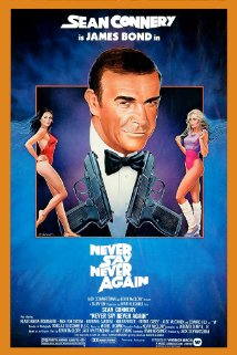 Watch Movie Never Say Never Again (James Bond 007)