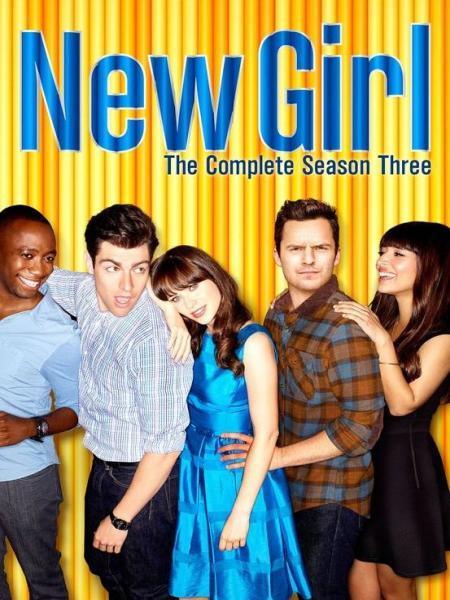 Watch Movie New Girl - Season 3