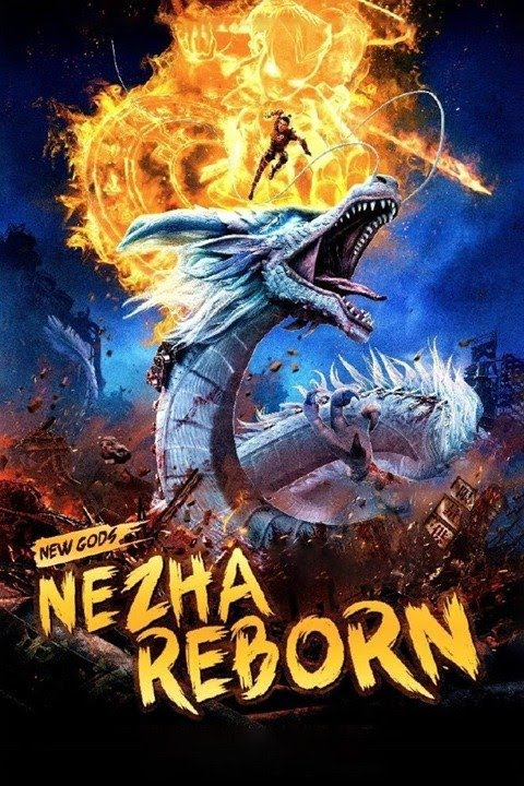 Watch Movie New Gods: Nezha Reborn