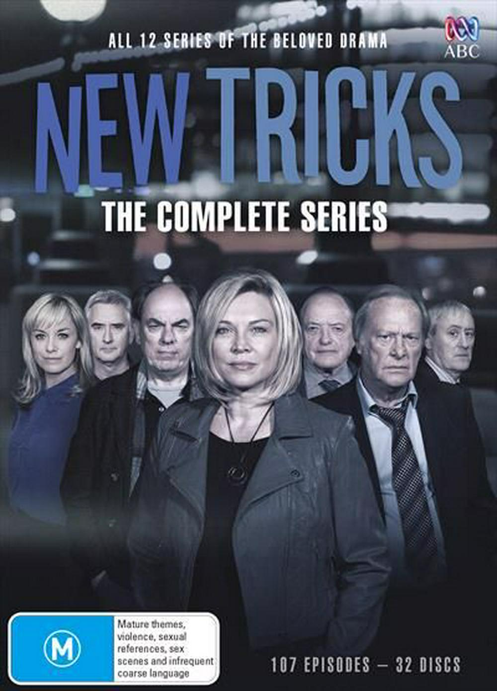 Watch Movie New Tricks - Season 4