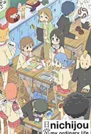 Watch Movie Nichijou