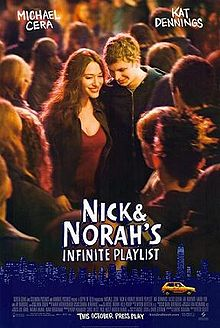 Watch Movie Nick and Norahs Infinite Playlist