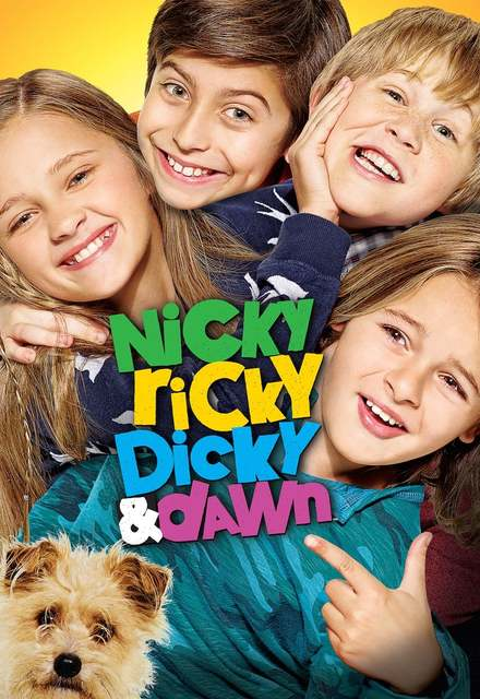 Watch Movie Nicky Ricky Dicky and Dawn - Season 3