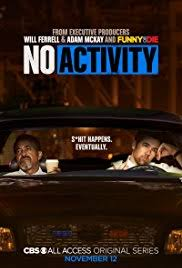 Watch Movie No Activity (US) - Season 1
