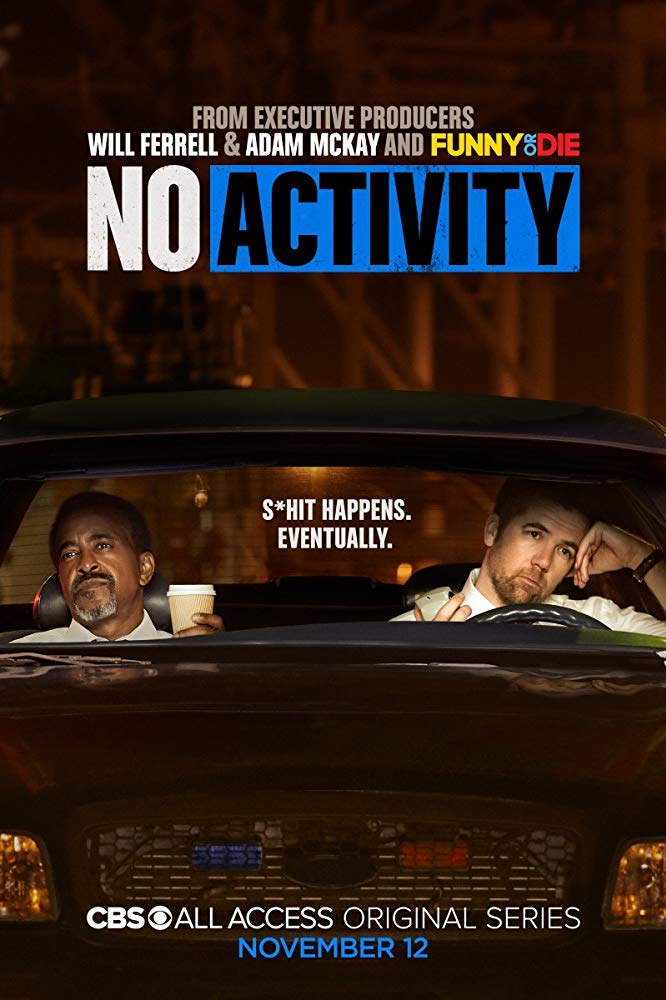 Watch Movie No Activity (US) - Season 3