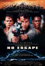 Watch Movie No Escape (1994)