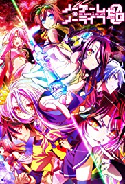 Watch Movie No Game, No Life: The Movie - Zero