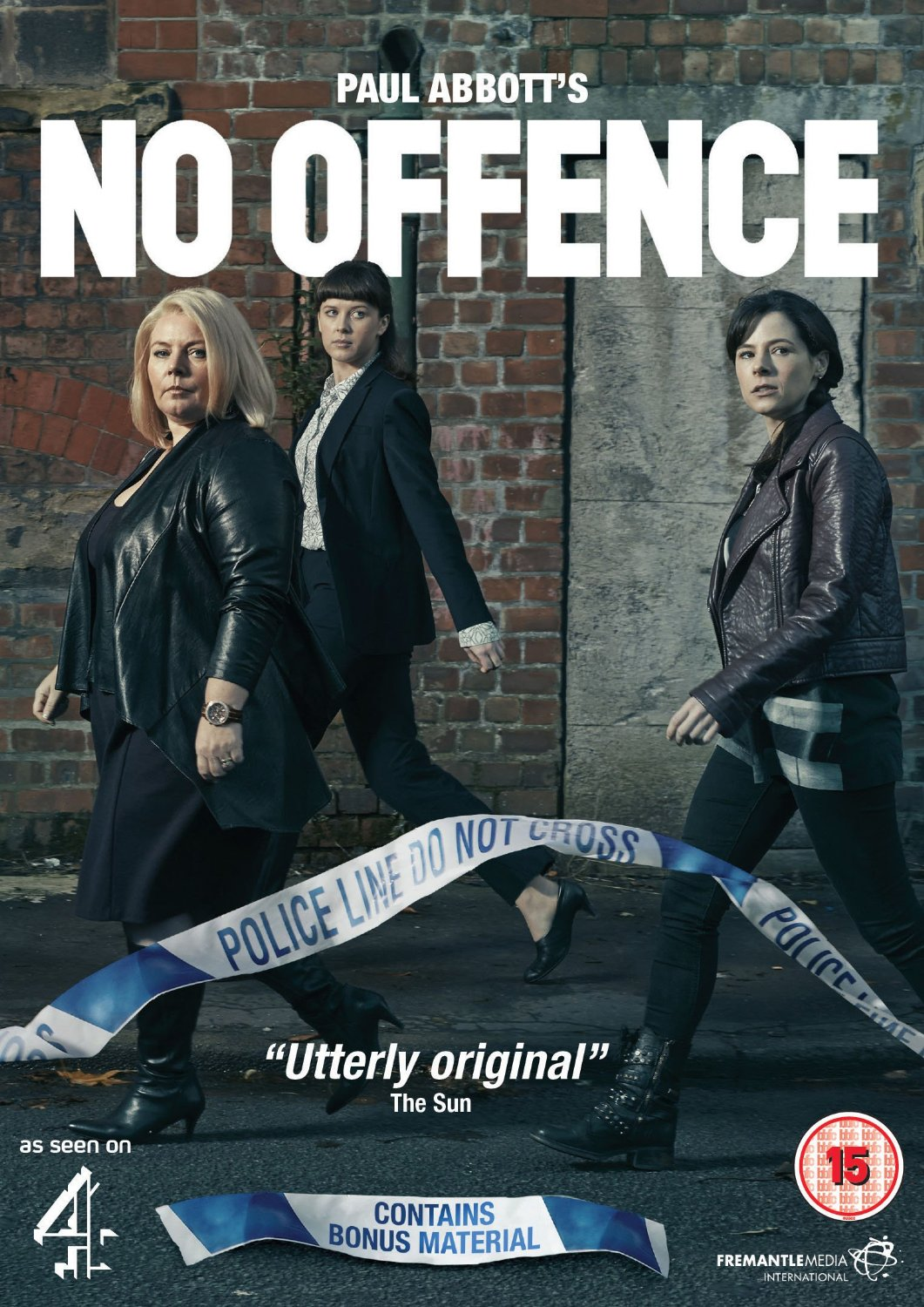 Watch Movie No Offence - Season 2