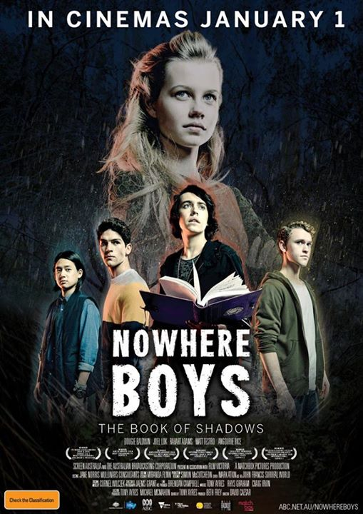 Watch Movie Nowhere Boys - Season 3