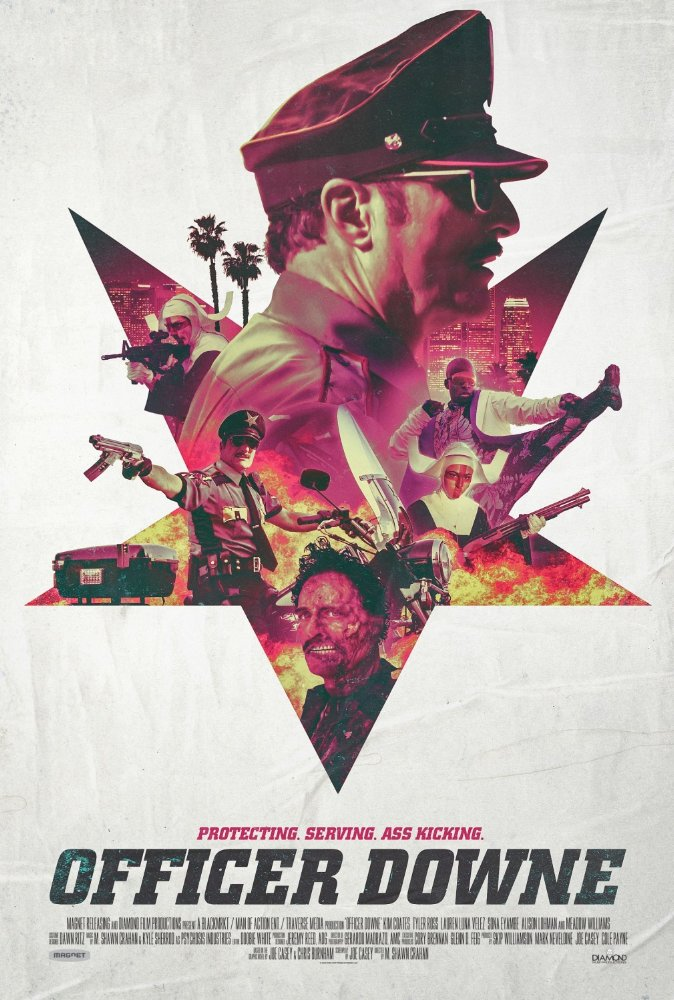 Watch Movie Officer Downe