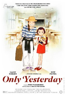 Watch Movie Only Yesterday
