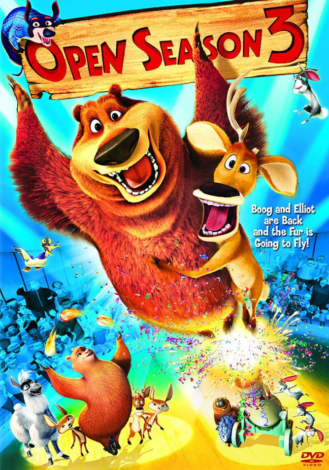 Watch Movie Open Season 3