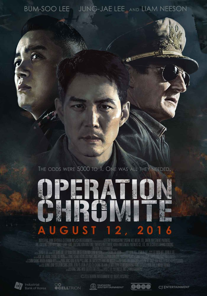 Watch Movie Operation Chromite