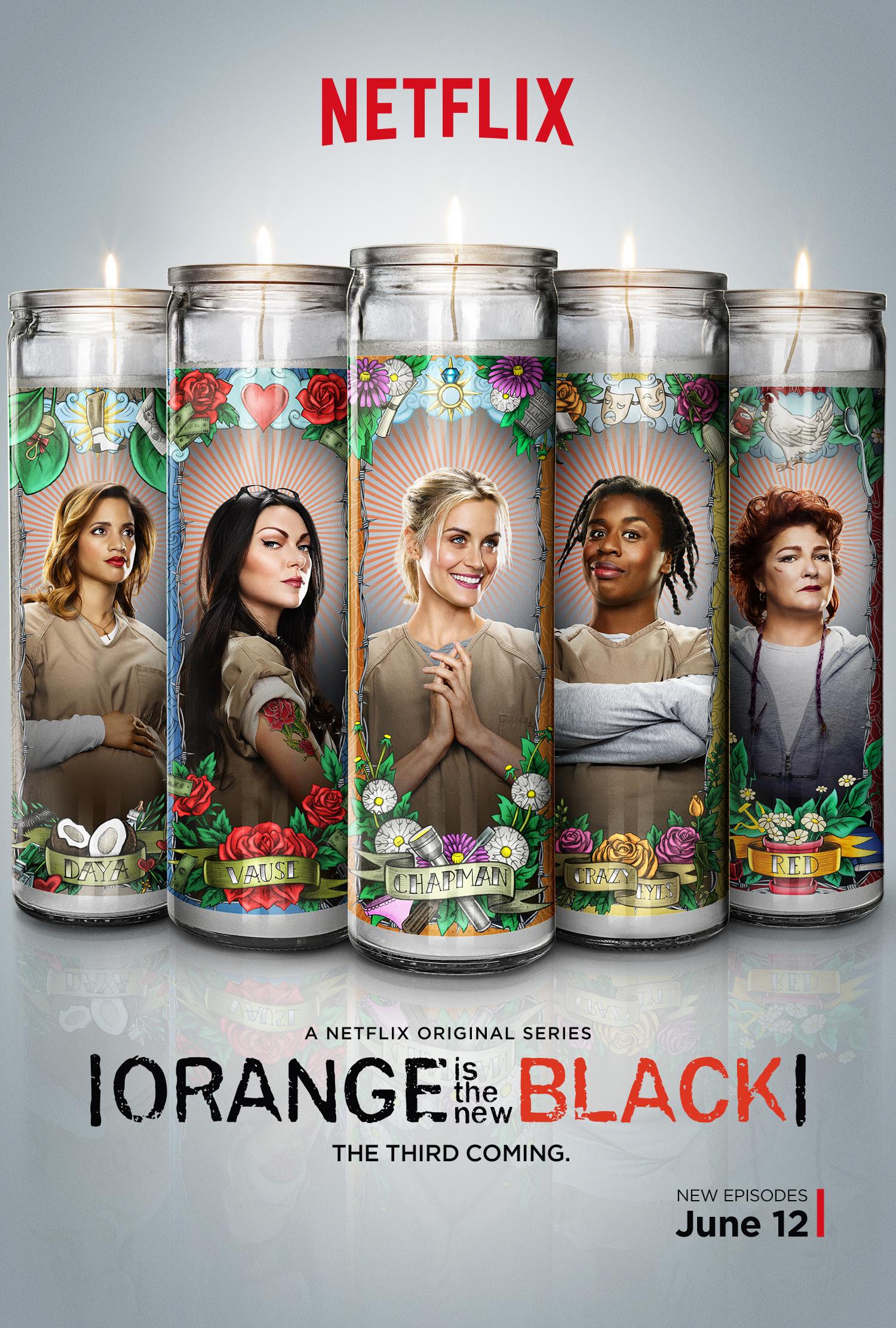 Watch Movie Orange Is The New Black - Season 3