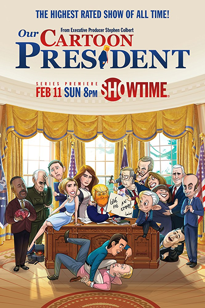 Watch Movie Our Cartoon President - Season 1