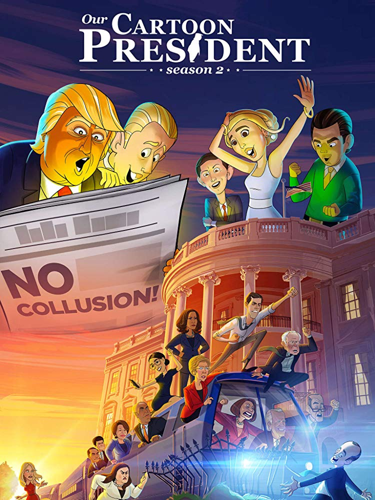 Watch Movie Our Cartoon President - Season 2