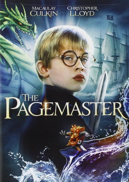 Watch Movie Pagemaster