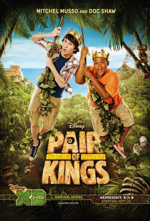 Watch Movie Pair of Kings - Season 3