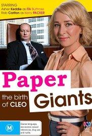 Watch Movie Paper Giants: The Birth of Cleo - Season 1