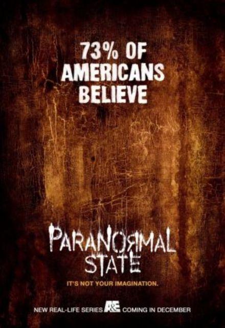 Watch Movie Paranormal State - Season 1