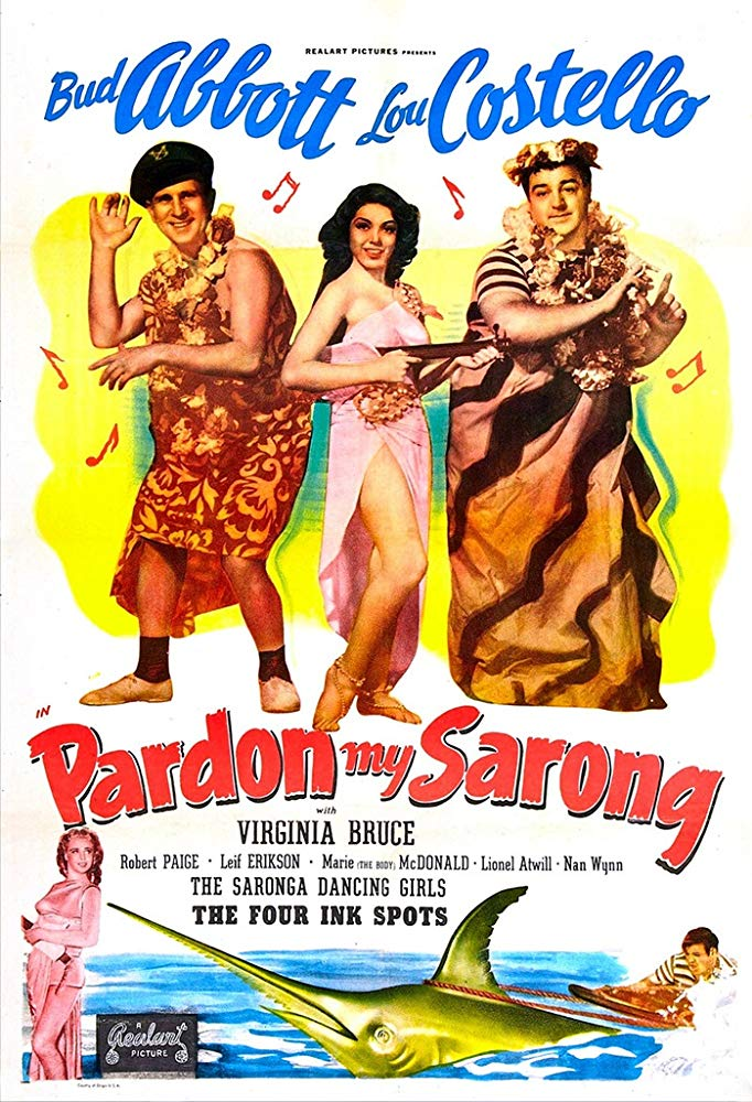Watch Movie Pardon My Sarong