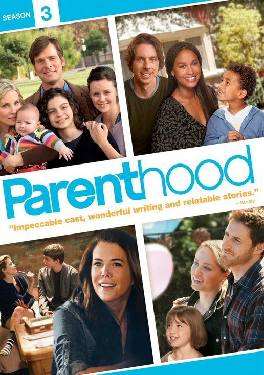 Watch Movie Parenthood - Season 3