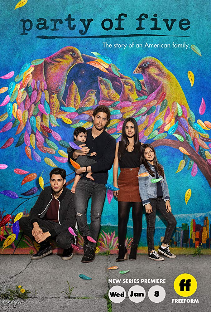 Watch Movie Party of Five (2020) - Season 1