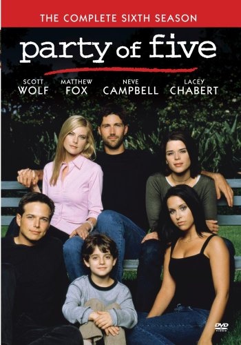 Watch Movie Party of Five - Season 4
