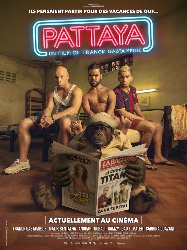 Watch Movie Pattaya
